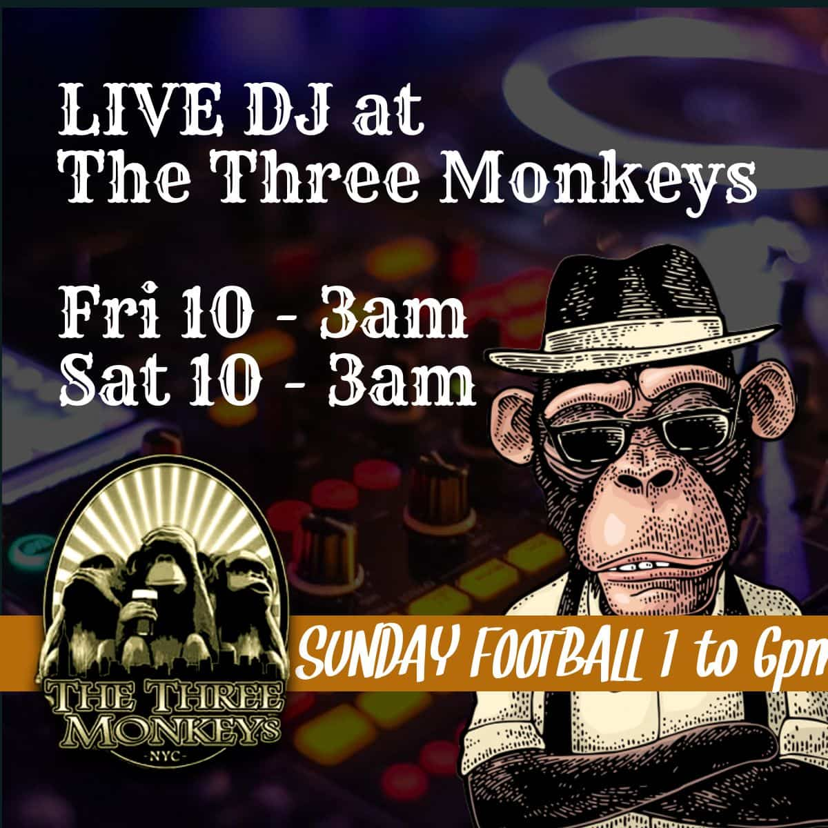monkeysDJs-min Contact us - Craft beer in hell's kitchen